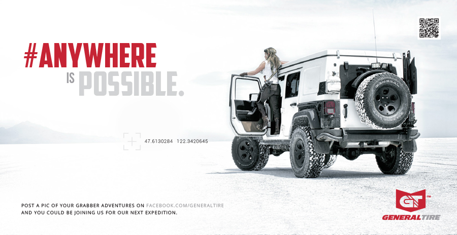 print Outdoor commercial