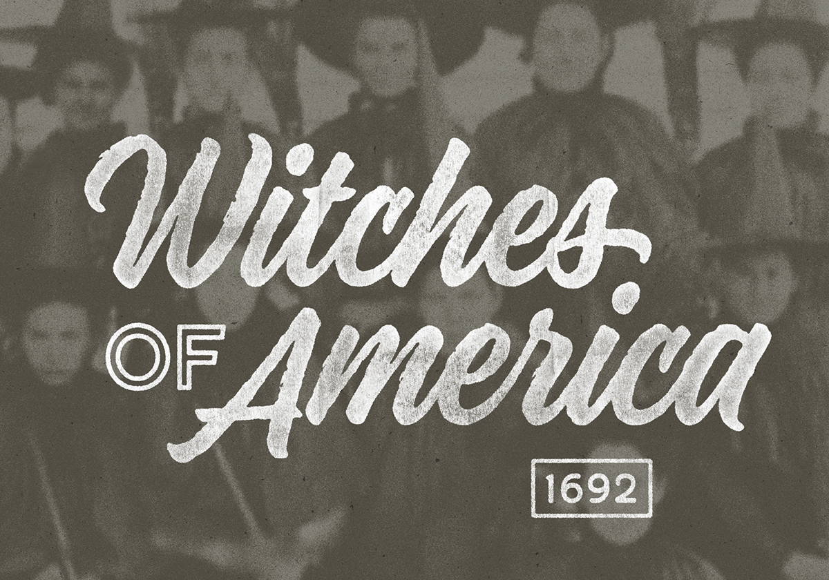 witches of america on behance