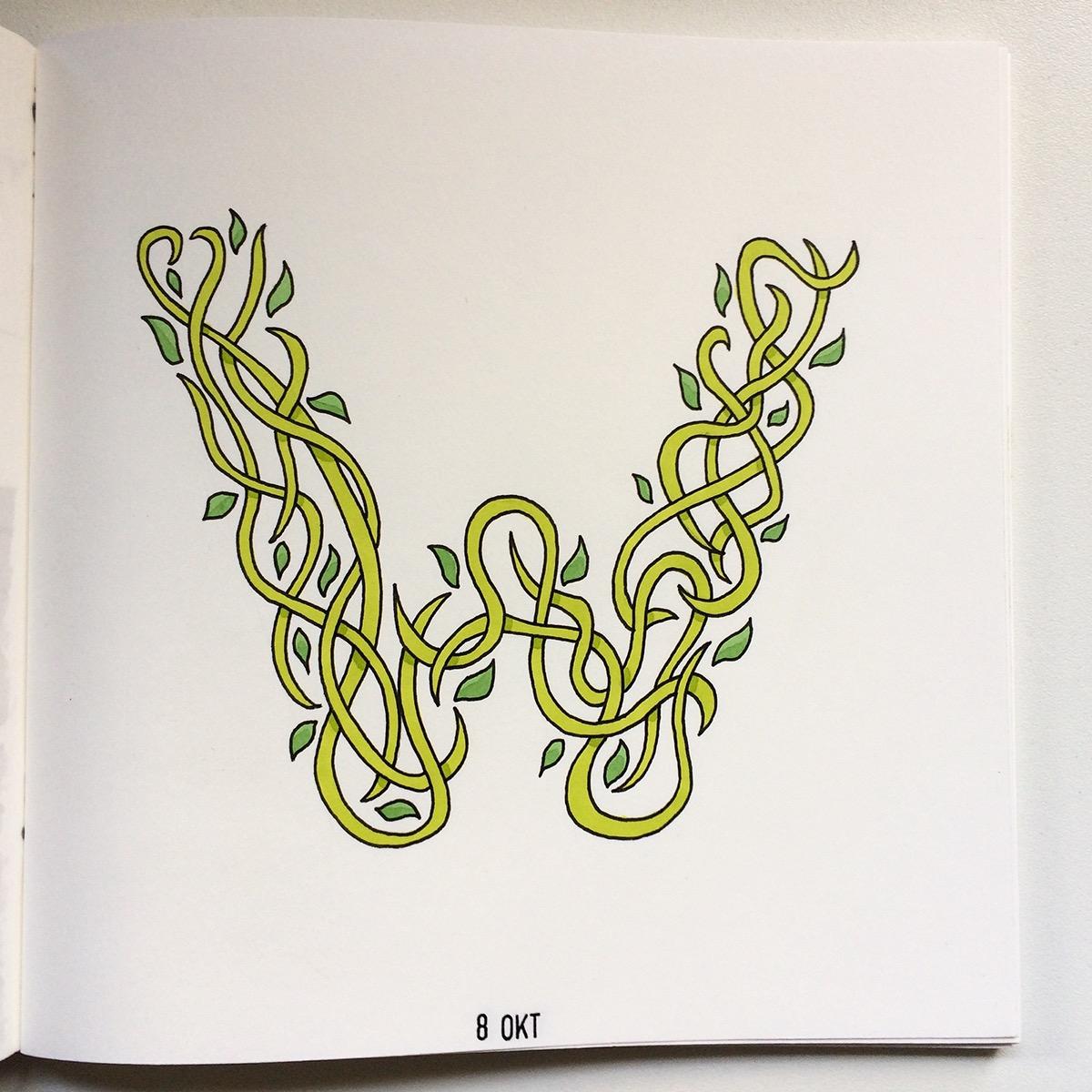 inktober inktober2016 deer Drawing  pen ink paper woods