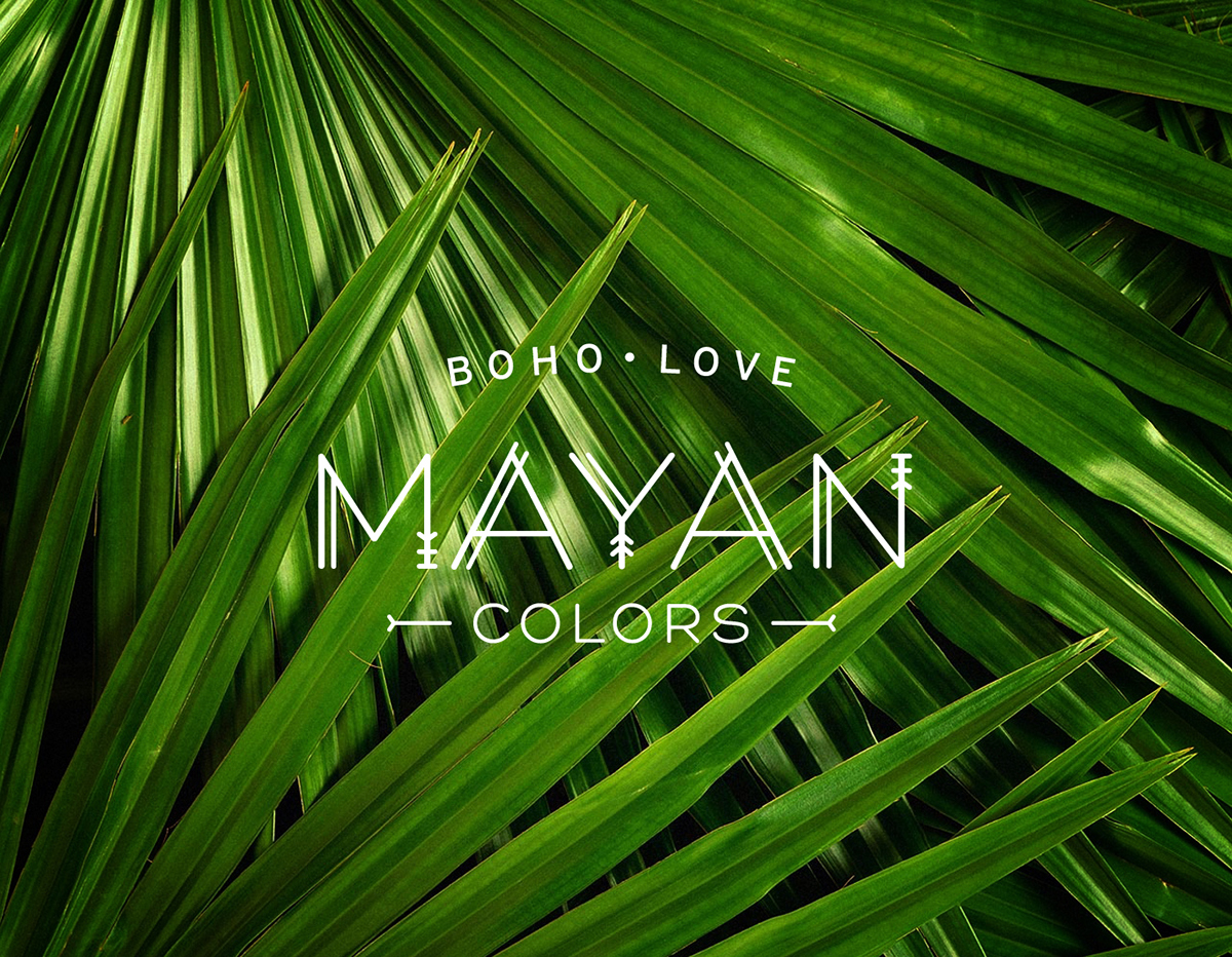 Mayan Colors on Behance