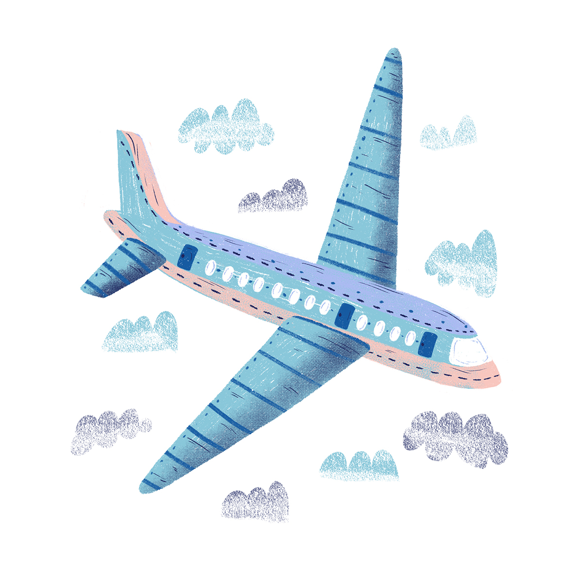sisterMAG planes Flying