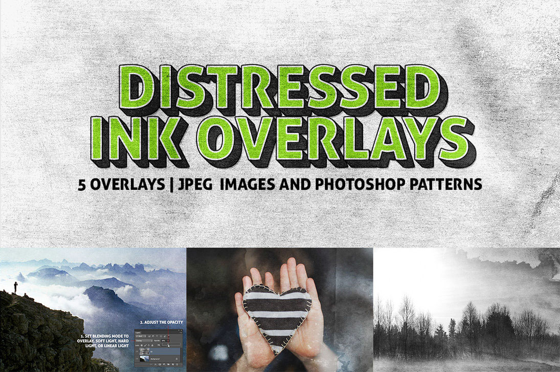 Download Distressed Ink Overlays Texture Free on Behance