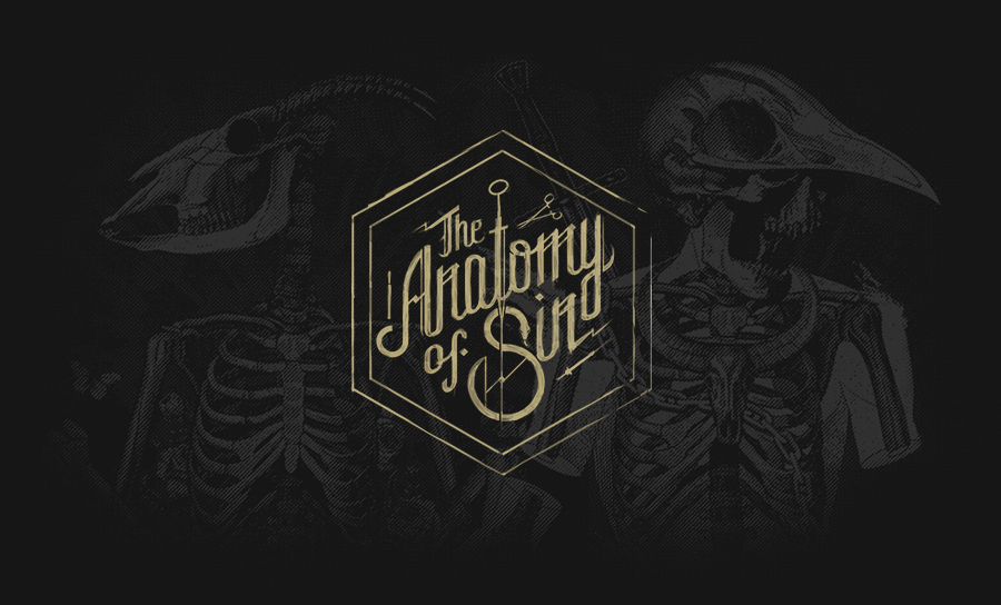 The Anatomy of Sin on Behance