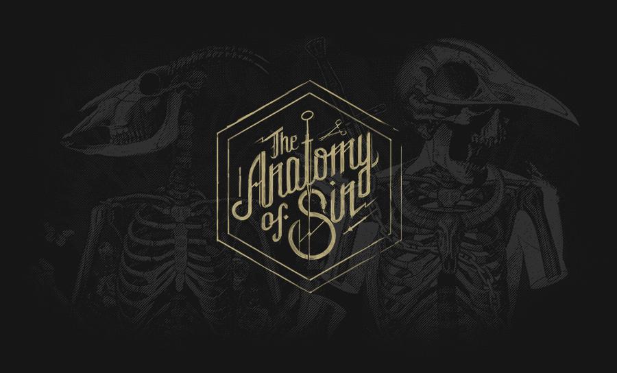 The Anatomy of Sin on Behance