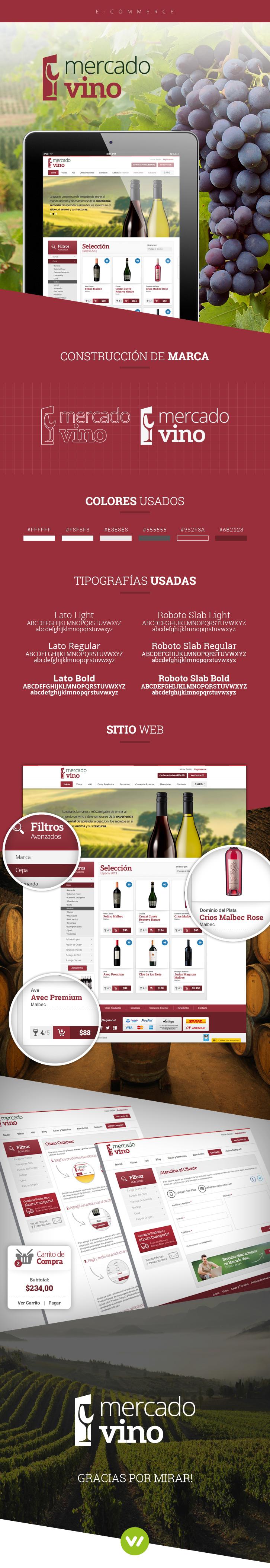 Venta de Vinos por internet