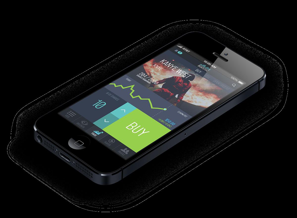 Music Startup,Stock exchange,data visualization,Graphs,Social app,iOS App,dark theme,Music Player,landing page,Logo Design,Startup,user testing,Case Study,wireframes,prototype