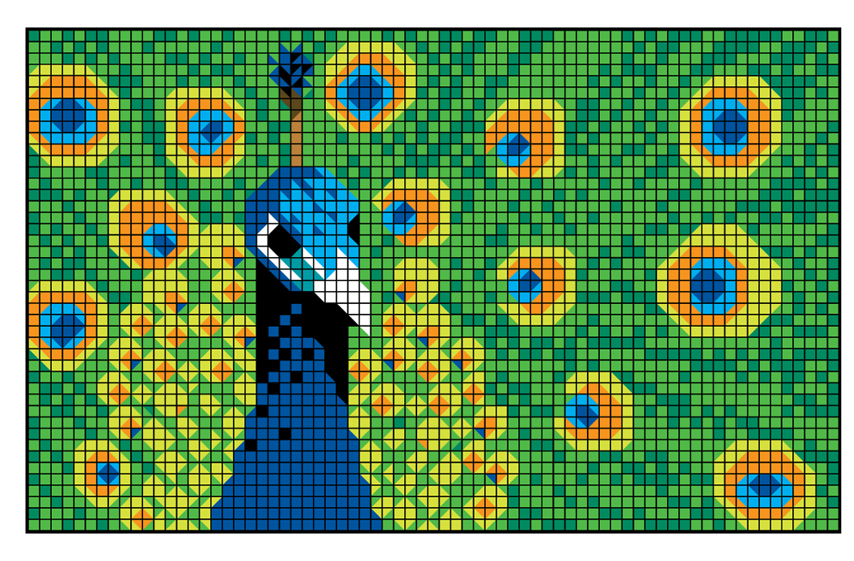 Mystery Mosaics on Behance