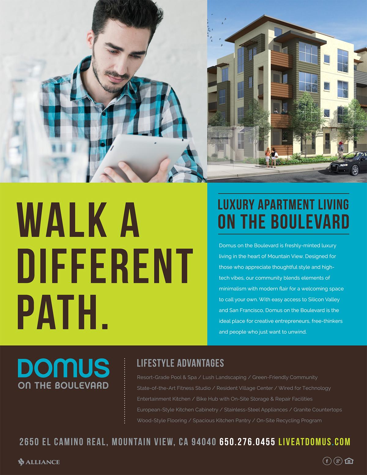 Domus Branding on Behance
