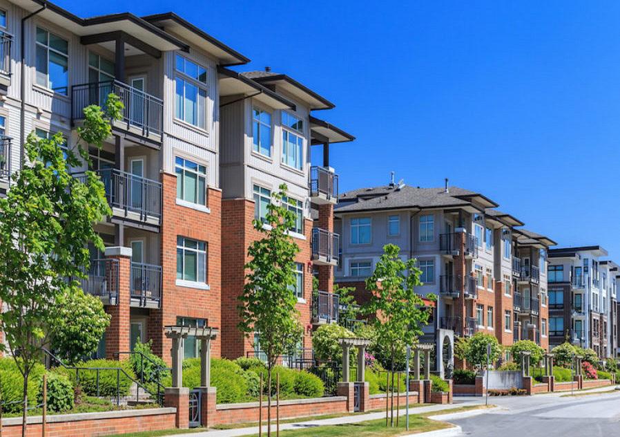 Ron Cadman apartment building