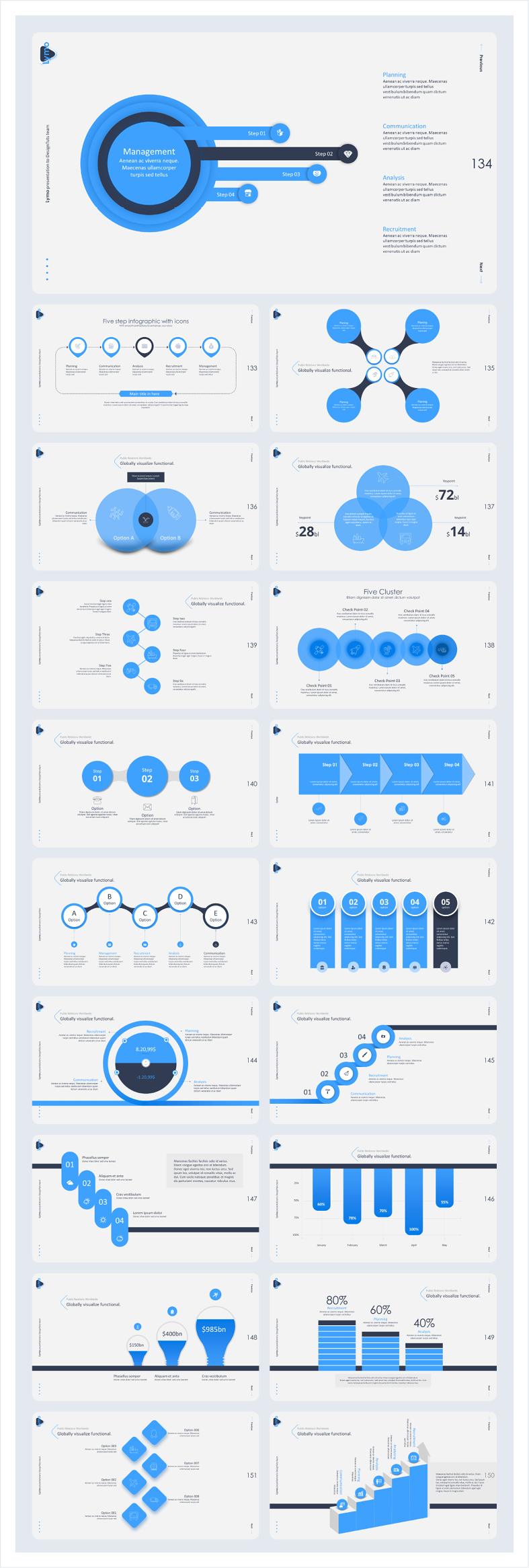 Lymo Powerpoint Presentation Template - 18