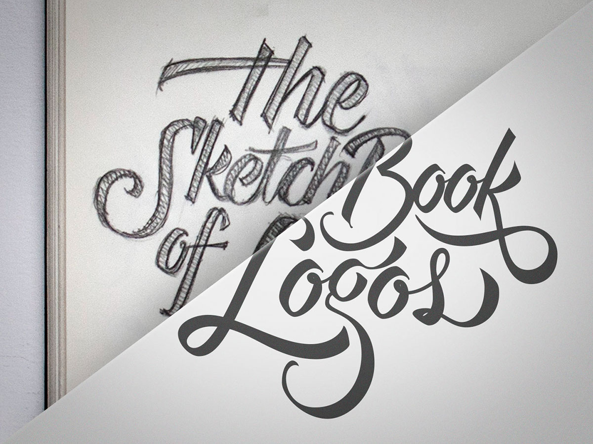 2012 Calligraphy Lettering Collection On Behance
