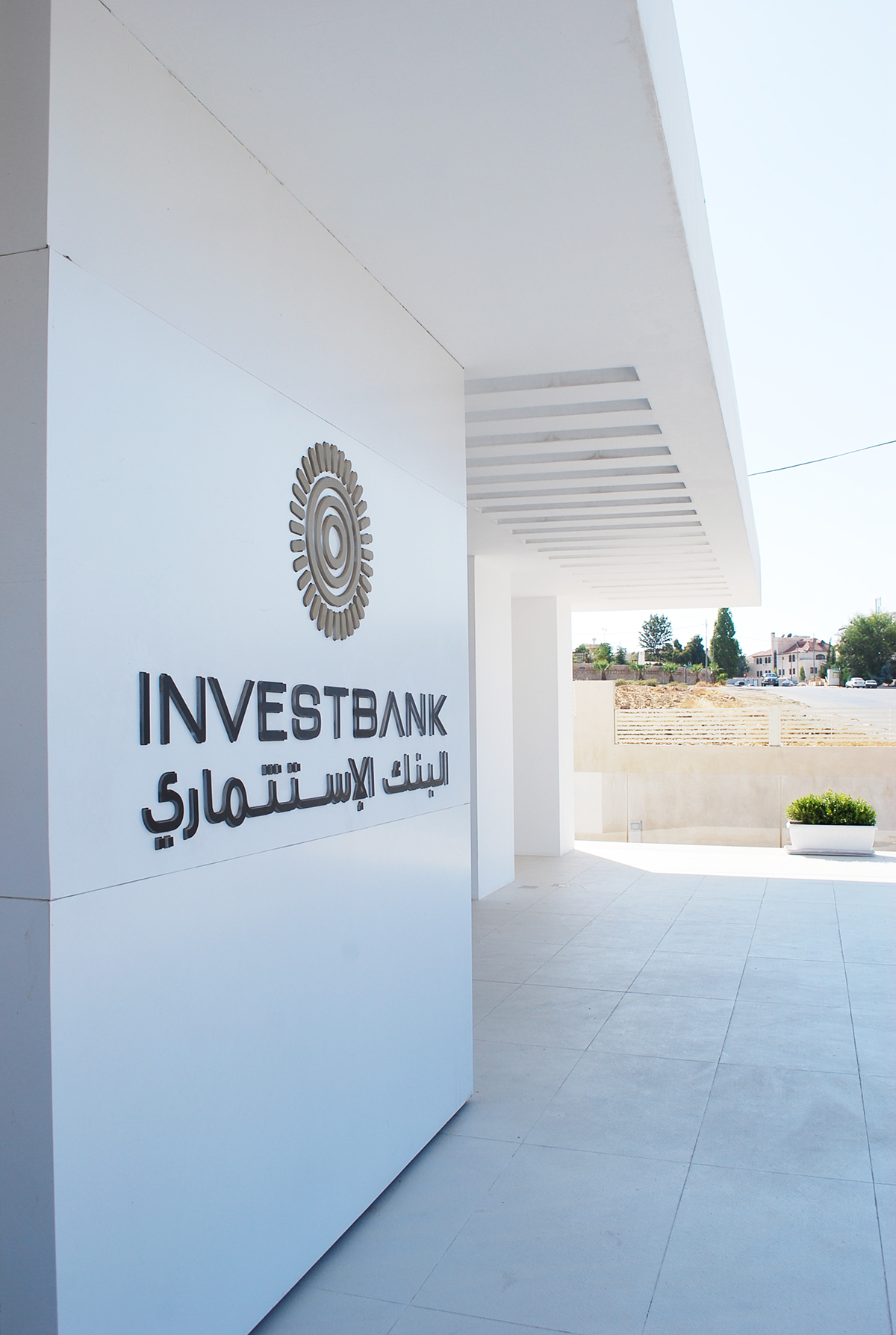 jordan invest bank abdoun branch on behance