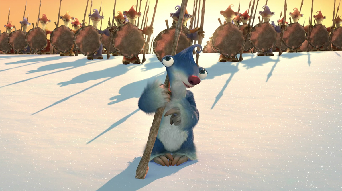 Ice Age: A Mammoth Christmas Special on Behance