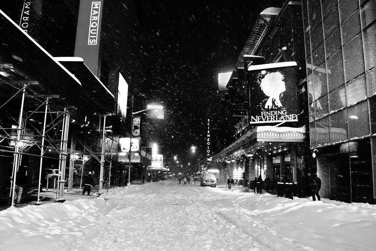 nyc new york city Blizzard Travel Ban Blizzard Warning winter storm jonas snow Nikon