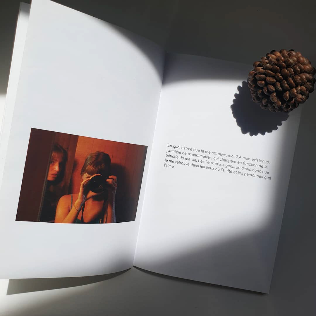Autobiography edition Bookbinding Photography