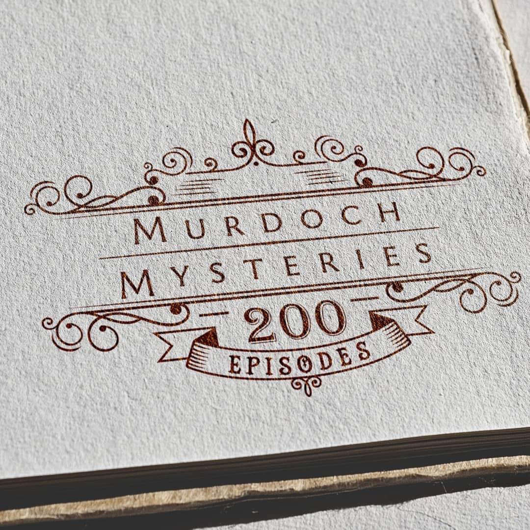 logo cbc tv logo television mystery Victorian merchandise Merch episode logo