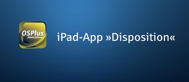iPad App, Finanzinformatik der Sparkassen