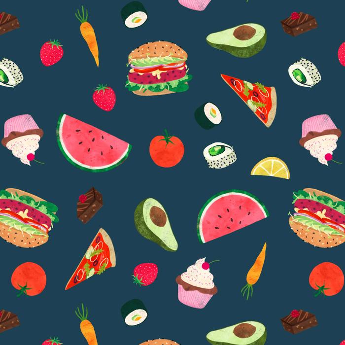 vegan Fruit veggies Sushi burger avocado Sweets Food  cooking