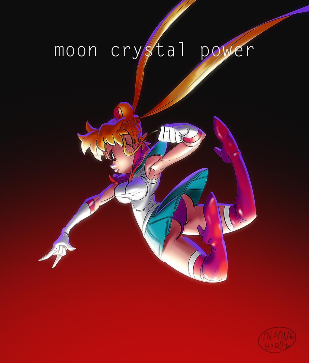 Character Design Challenge Sailor Moon : Doodles on behance