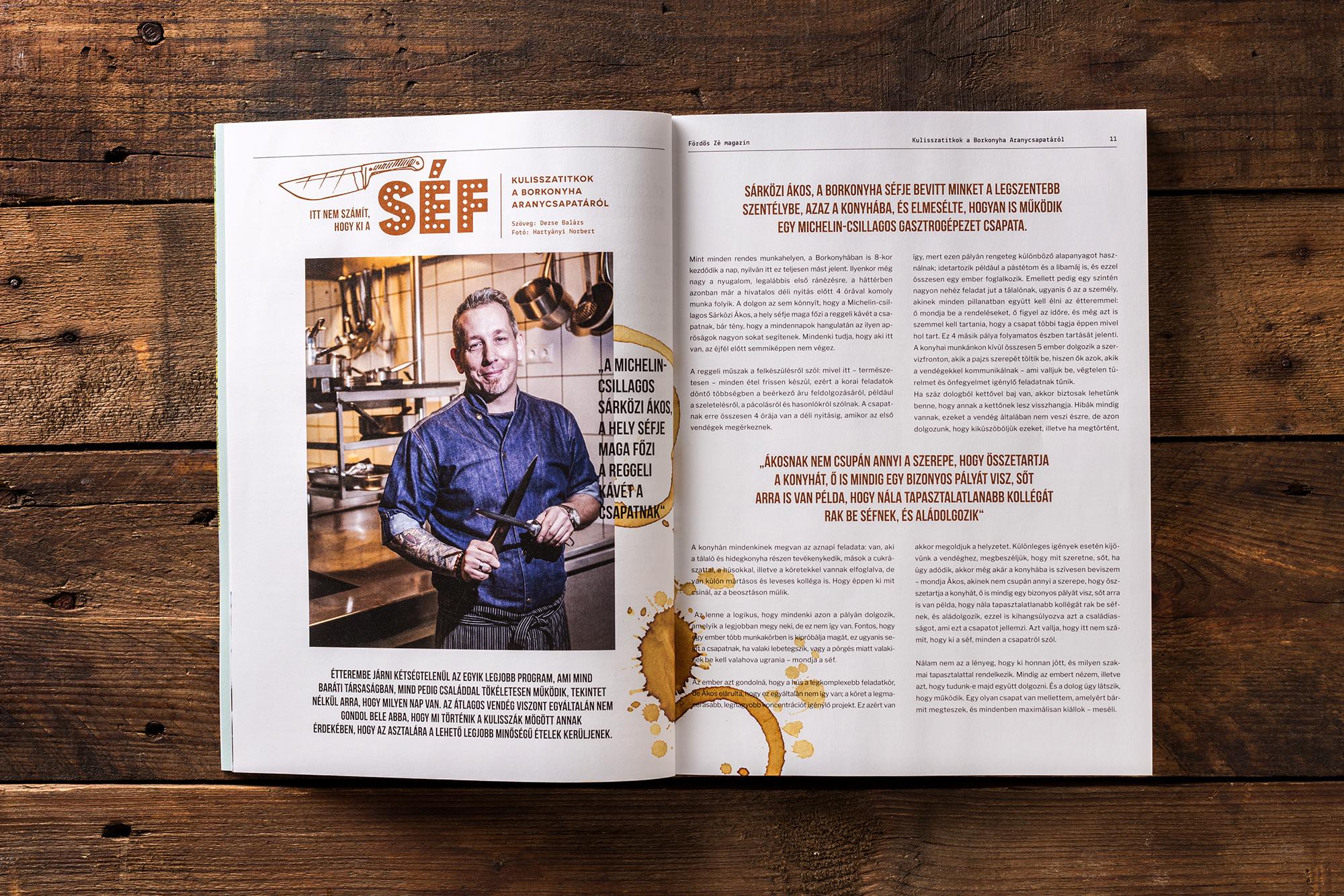 Fördős Zé Magazine   2016 on Behance d05c2c564e