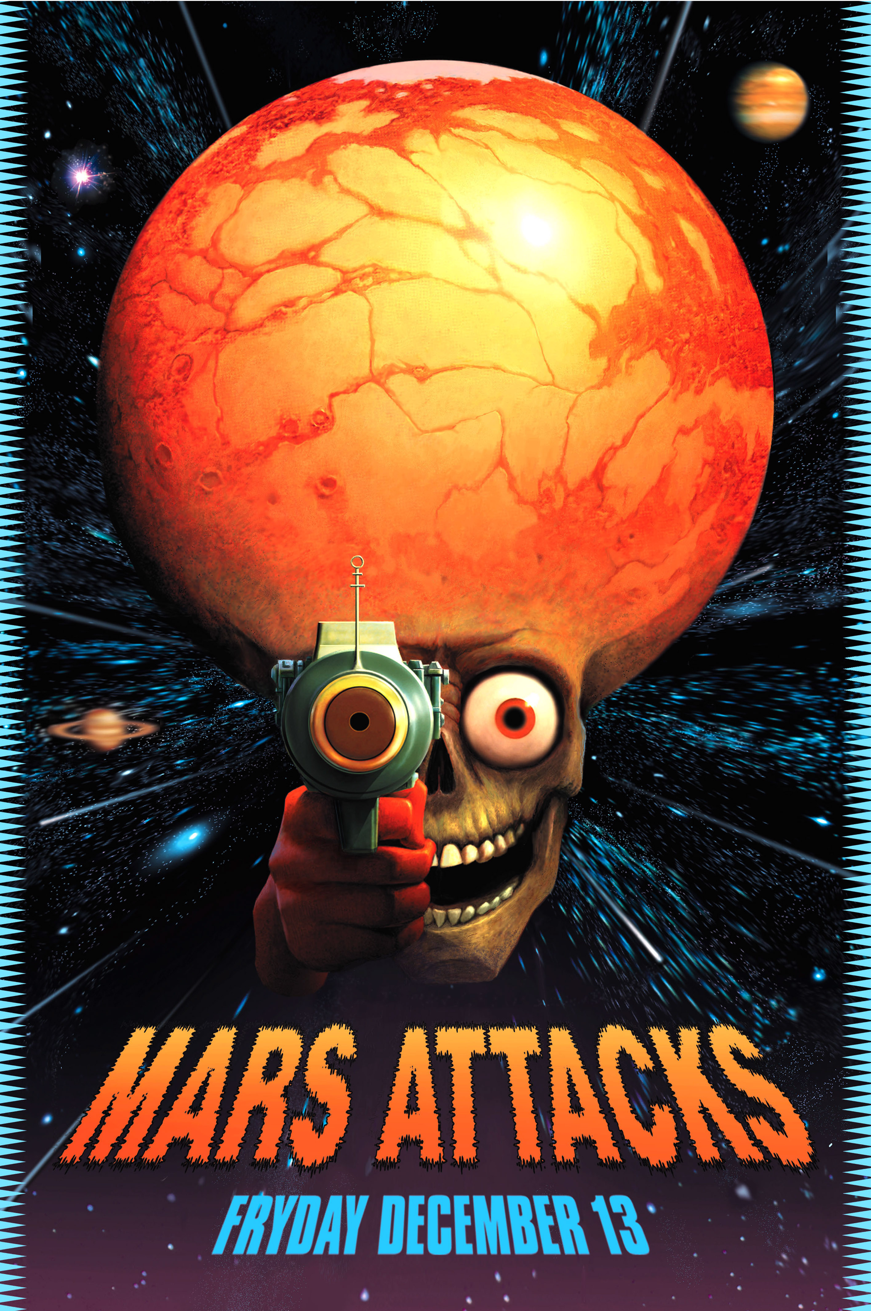 Operation Mars Film