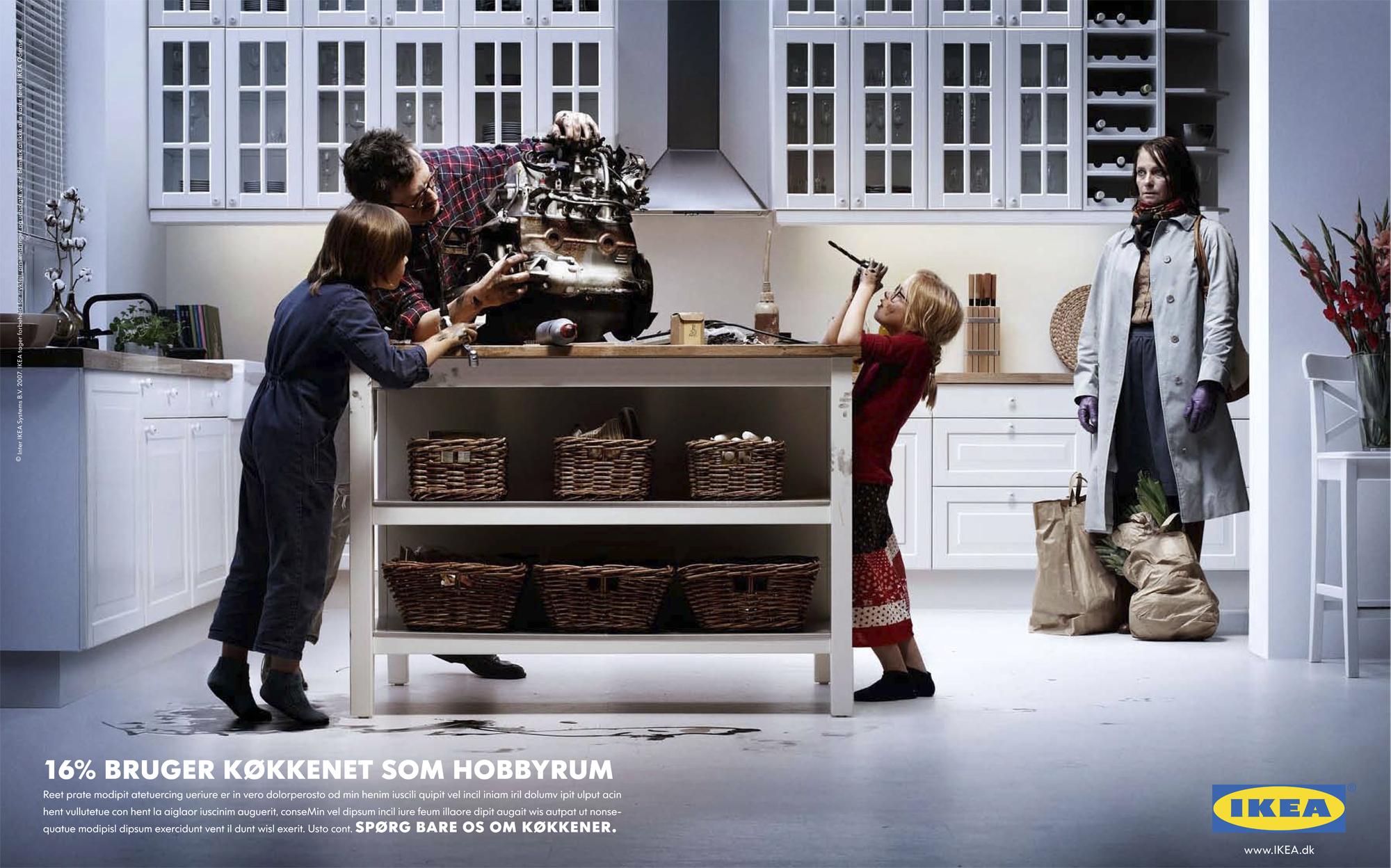 Ikea Campaign On Behance