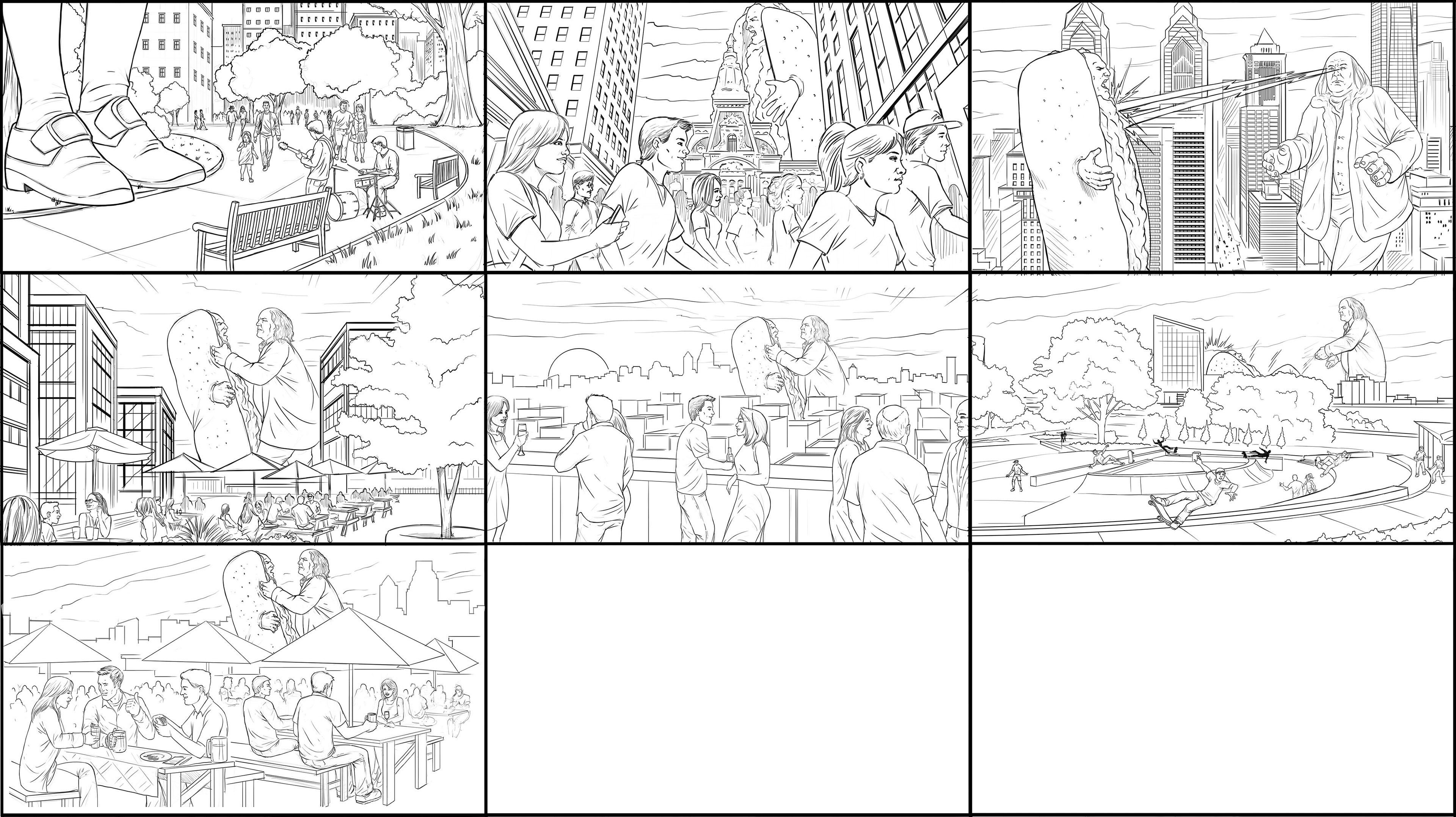 Rob Marzullo - Storyboards