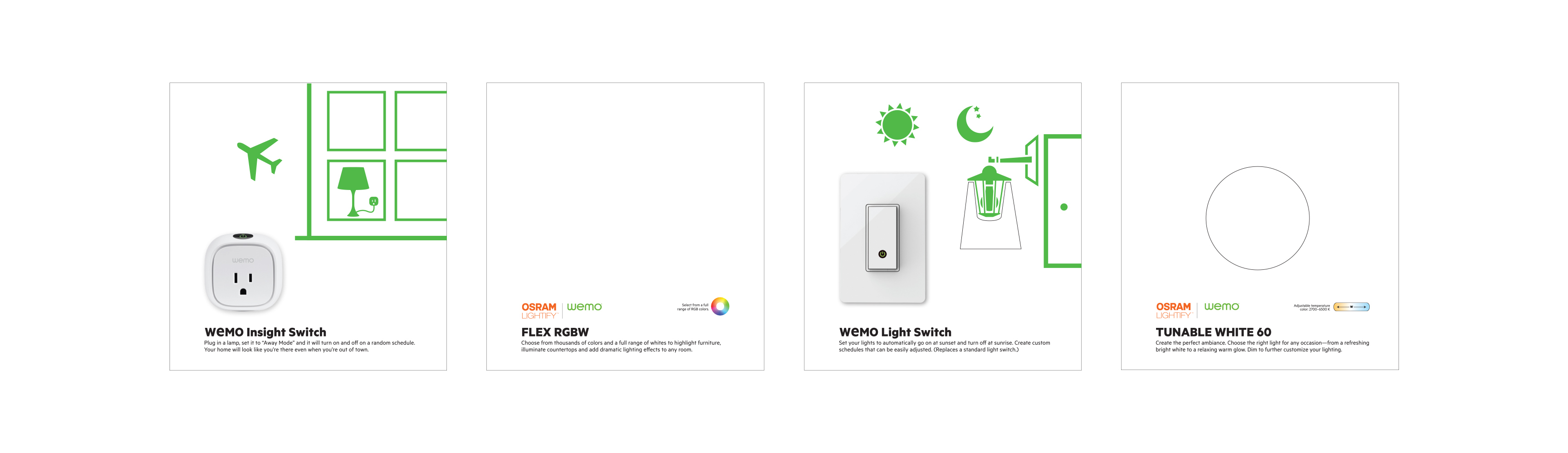 Wemo Home Automation Brand On Behance Light Switch Wiring Diagram