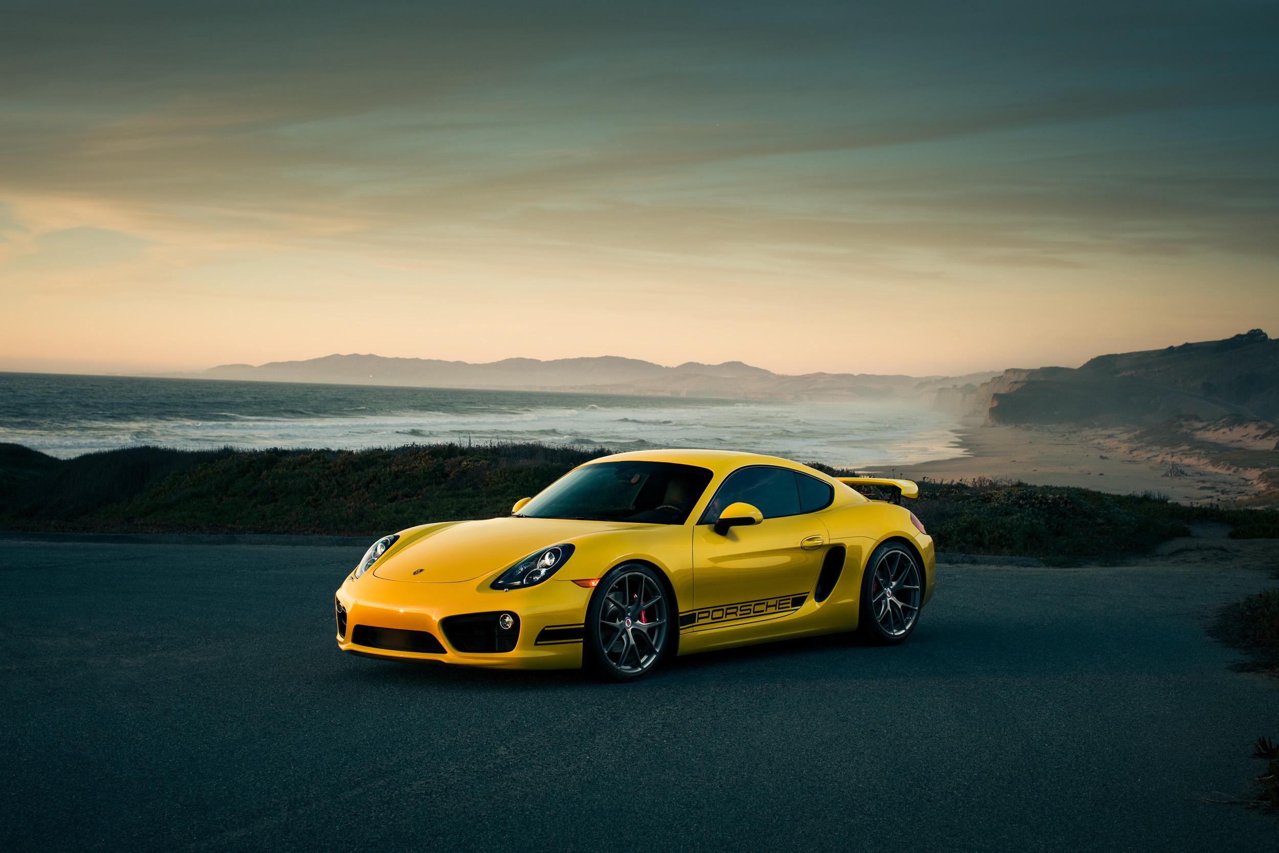 David Bush Automotive Photography San Francisco Bay Area Porsche Cayman