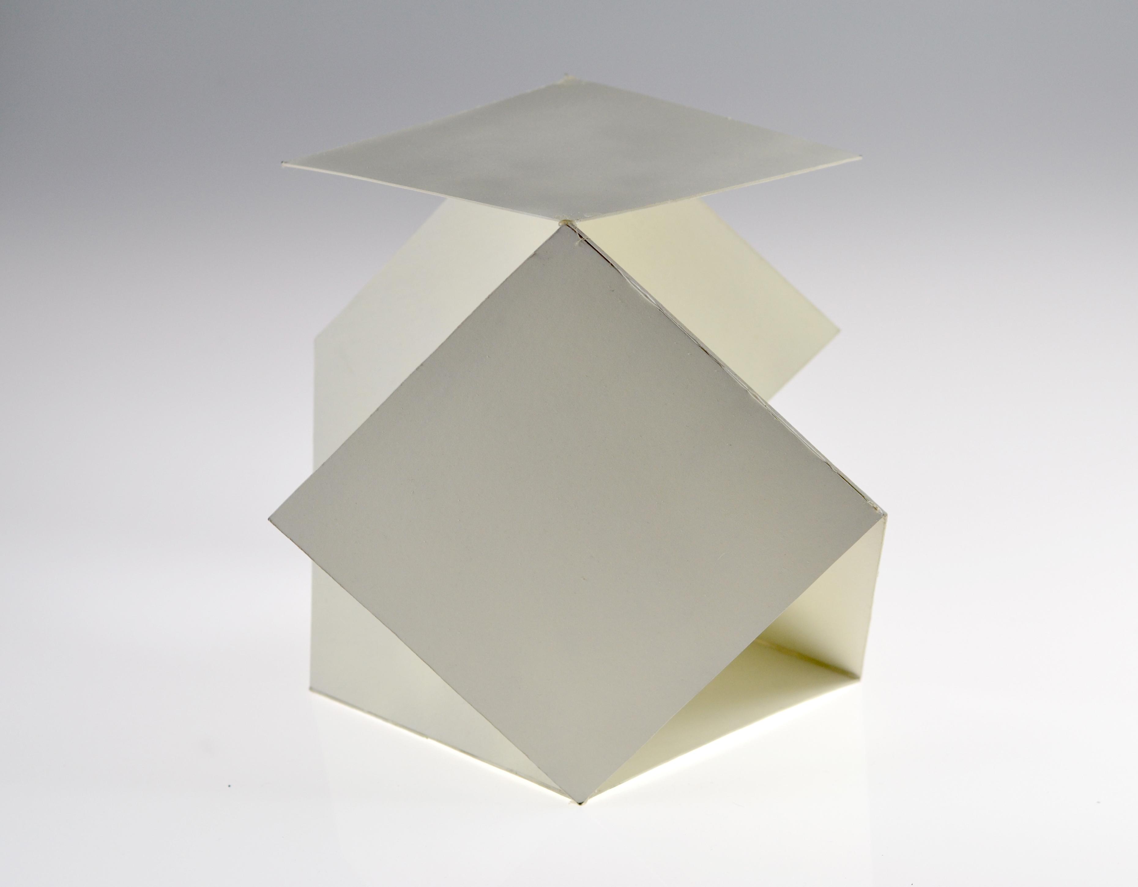 riley sykes - geometric spatial sculptures