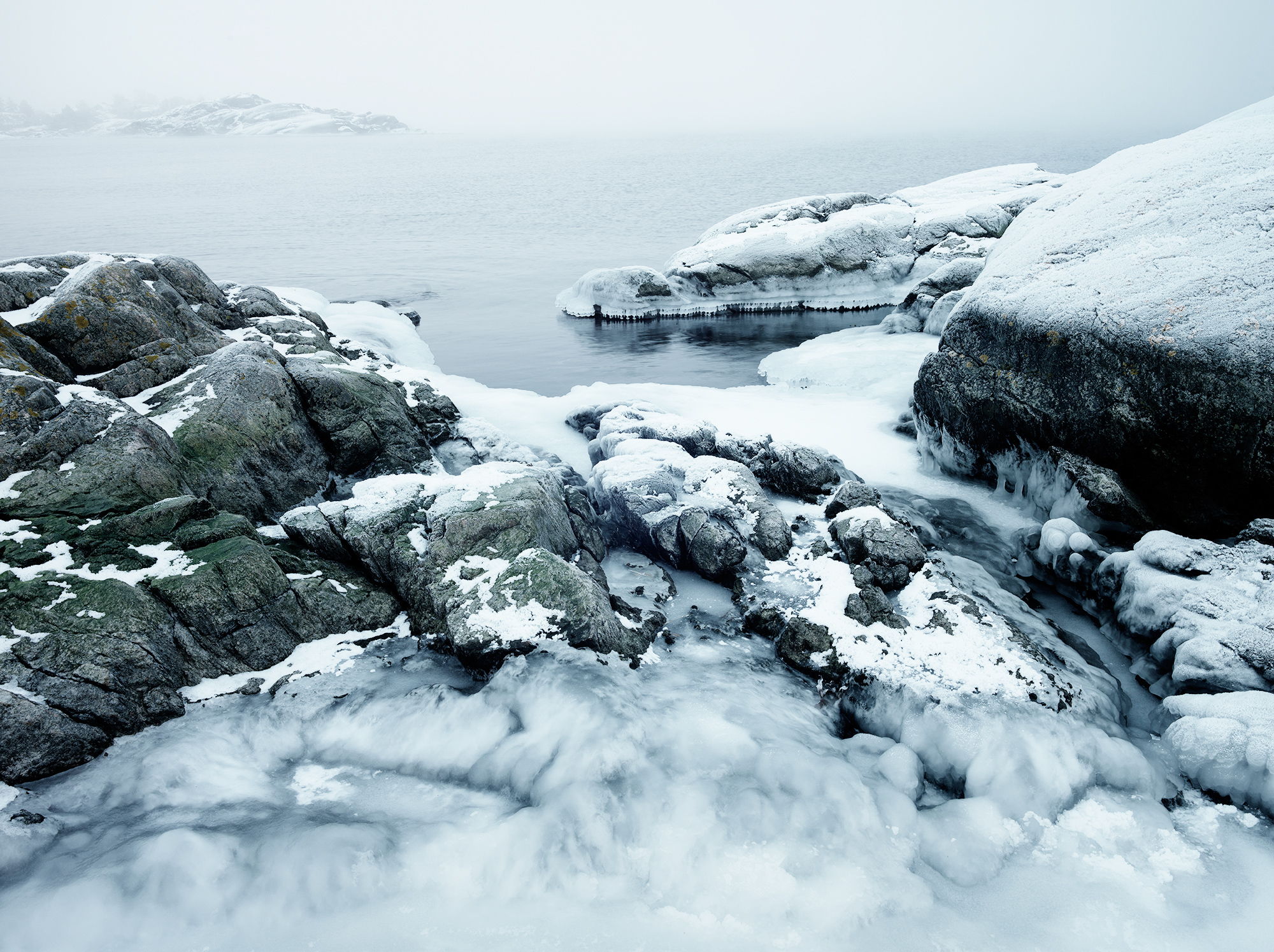 Digital Photography: Winter Haze by Philip Karlberg
