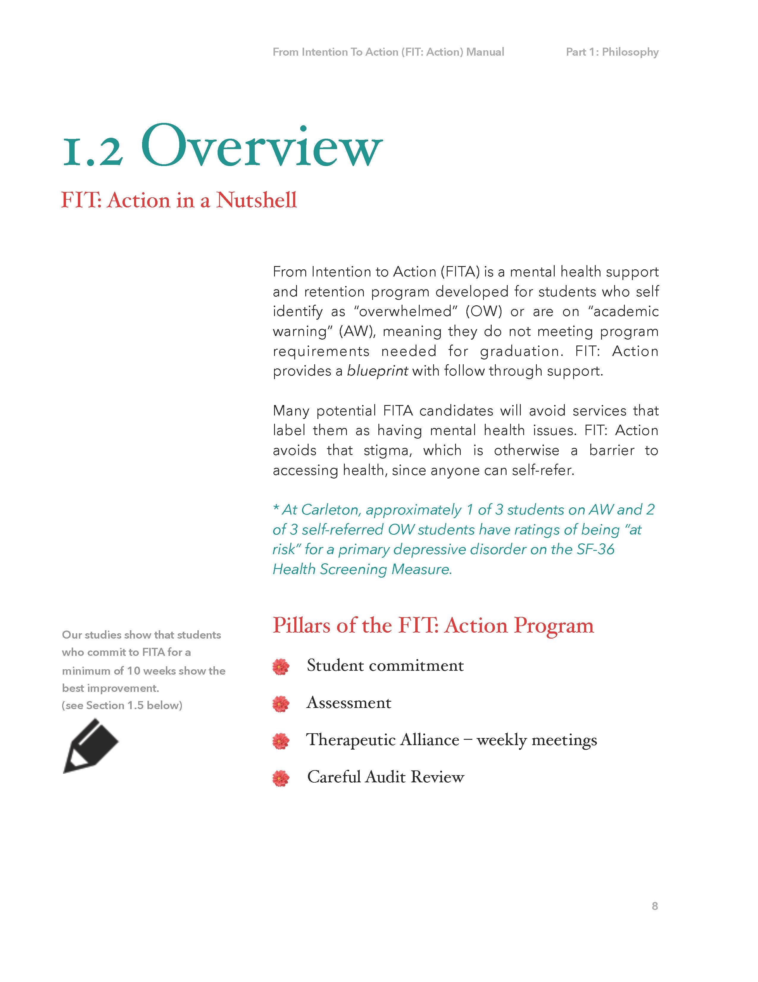 Design of training manual on behance malvernweather Choice Image