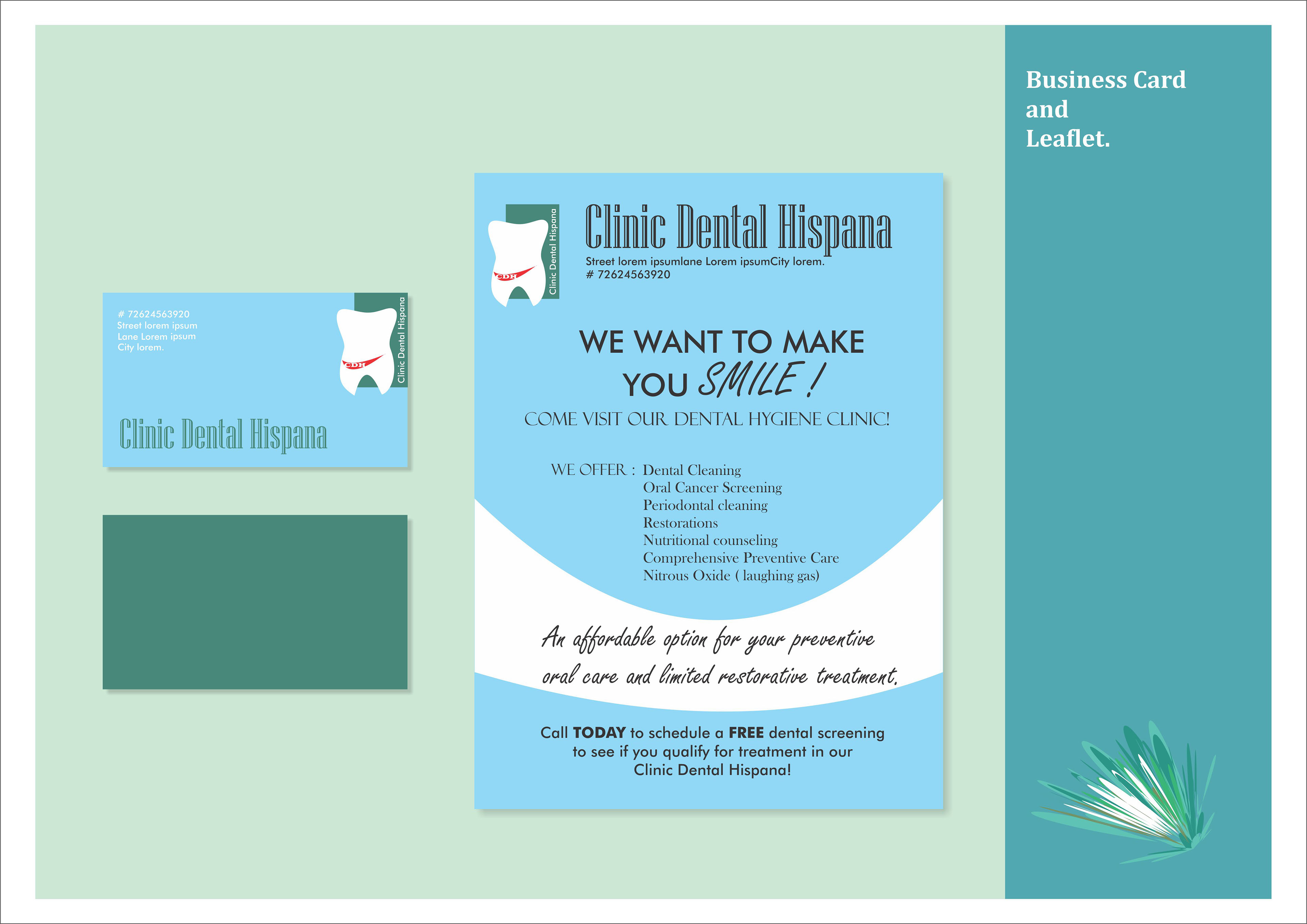 Luxury Gallery Of Dental Hygienist Business Cards – Business Cards ...