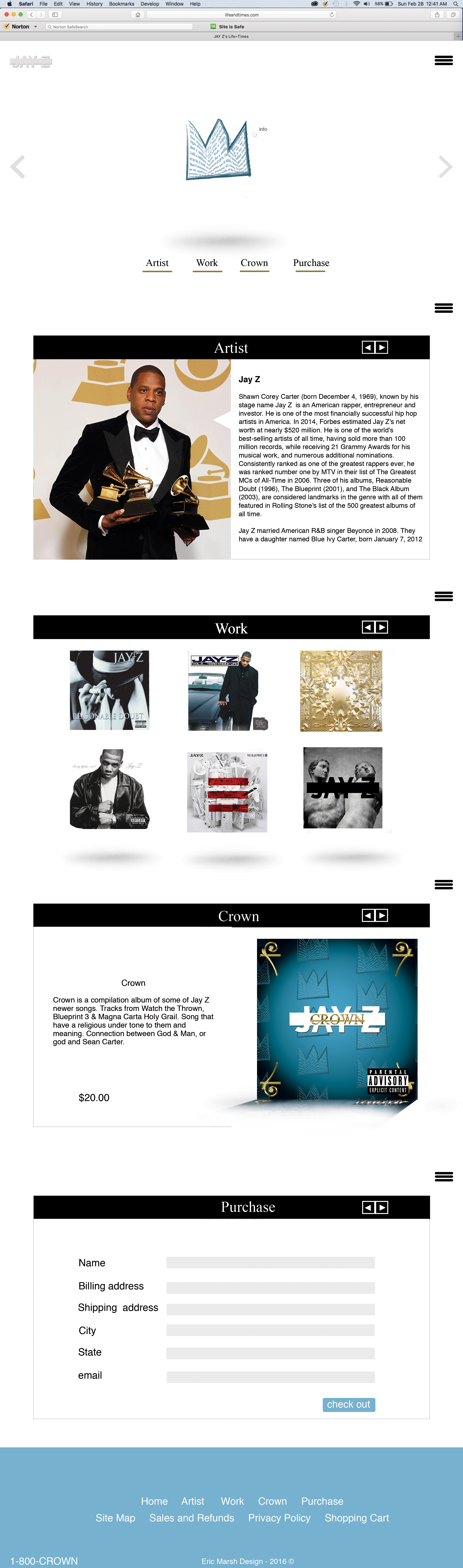Jay z vinyl cover and promo items on behance malvernweather Gallery