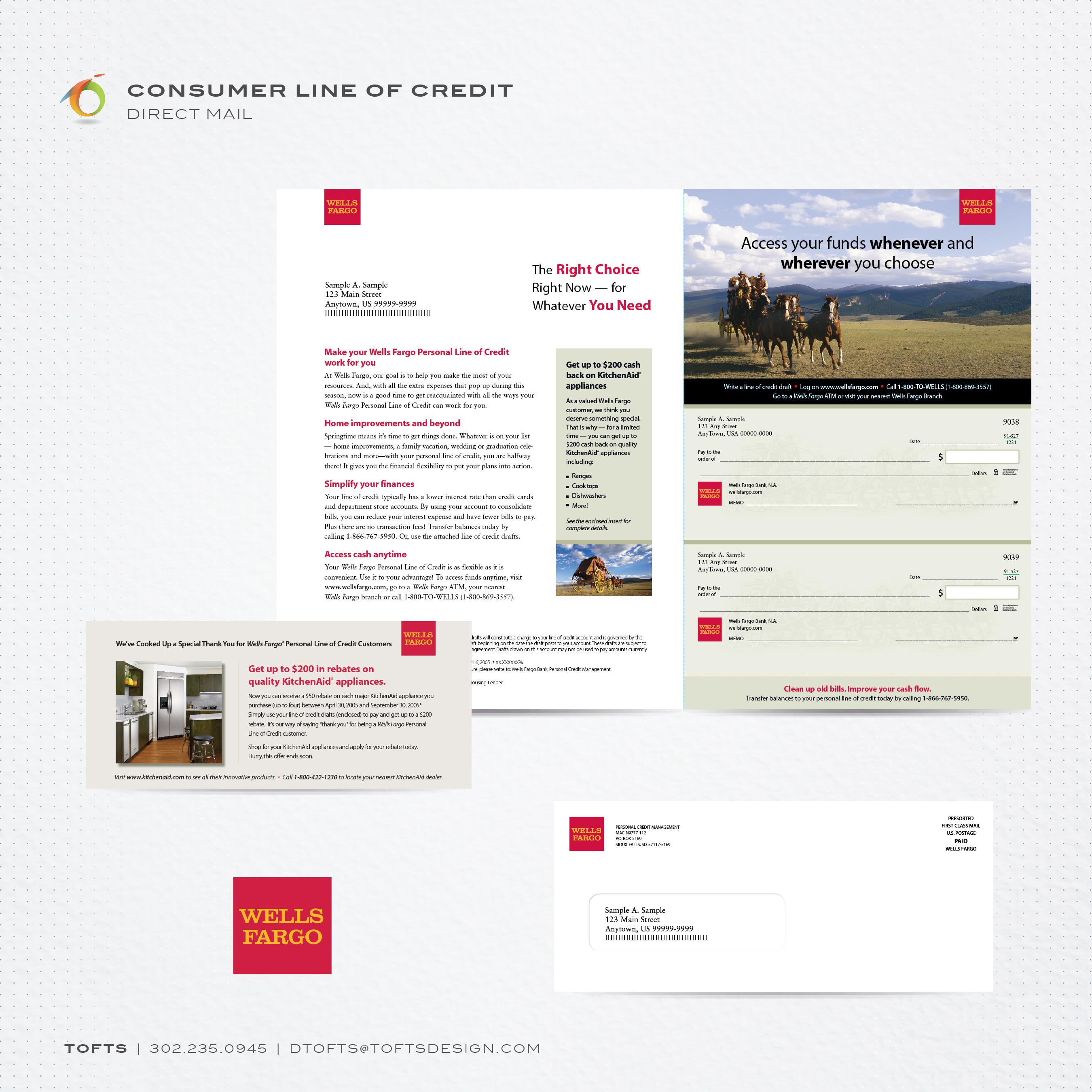 David Tofts - Consumer Direct Mail