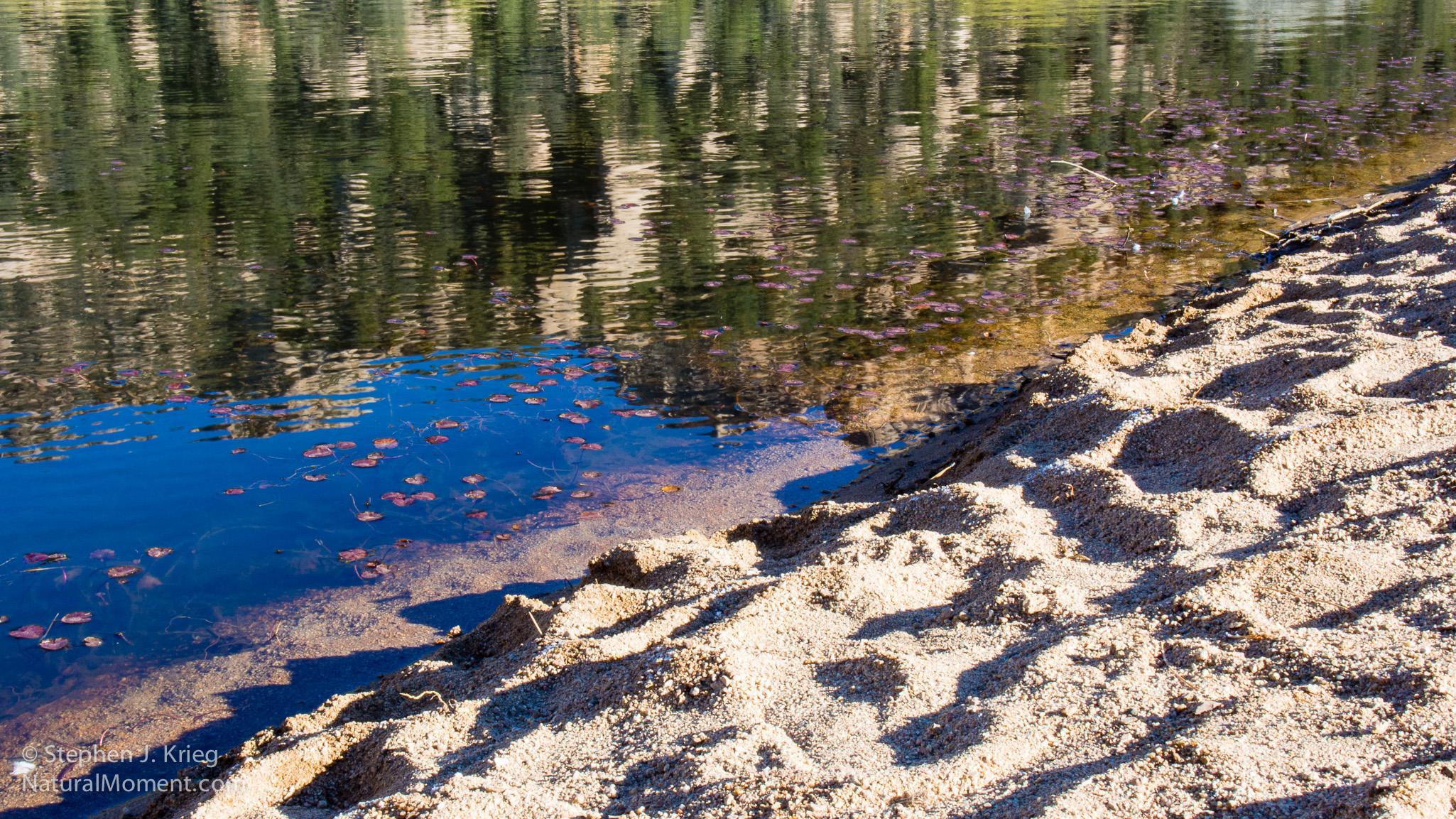 Stephen Krieg April Morning Granite Lake
