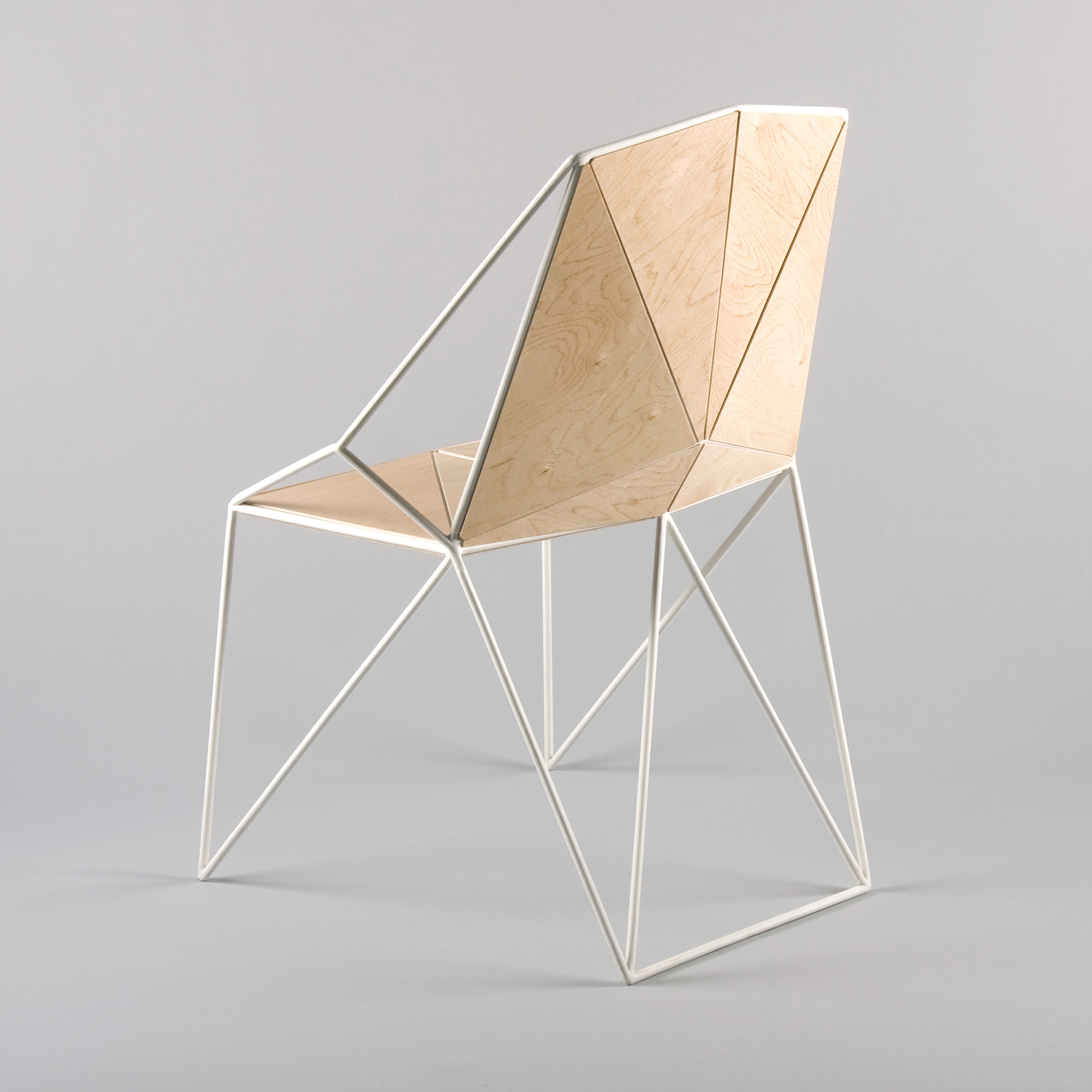 P 11 Chair On Behance