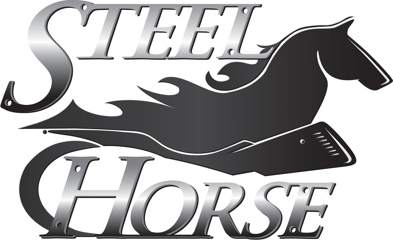 Steel Horse Logo Design On Behance