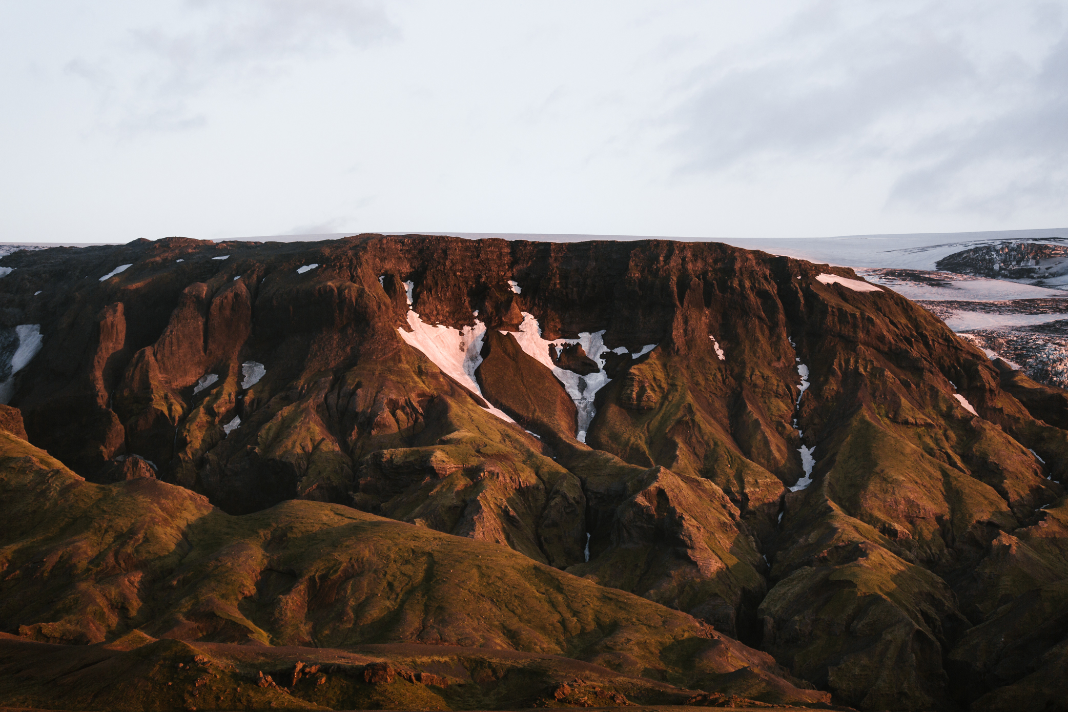 Explore the Golden Thórsmörk, Iceland with Marina Weishaupt