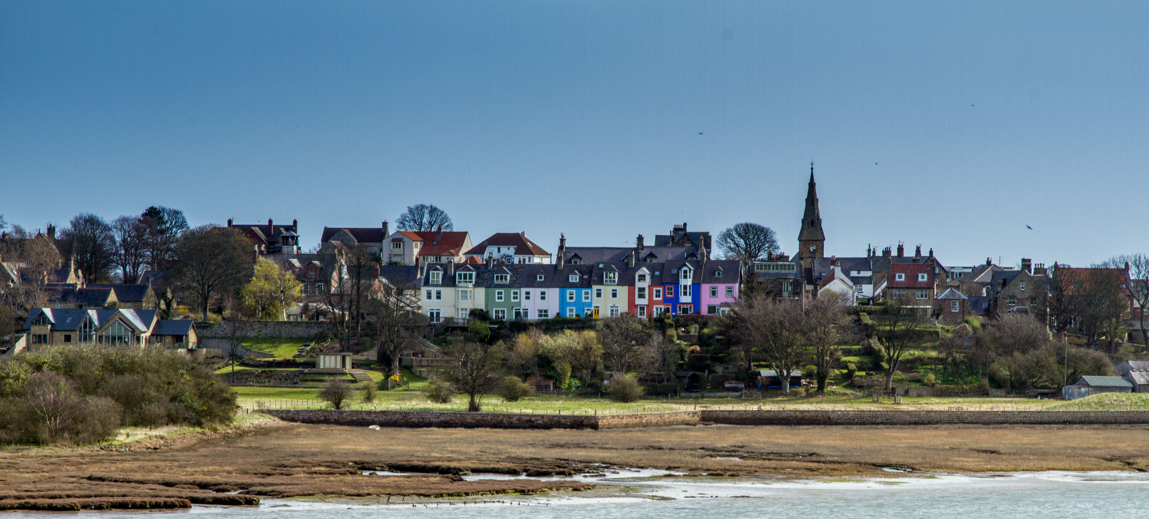 Alnmouth Colours