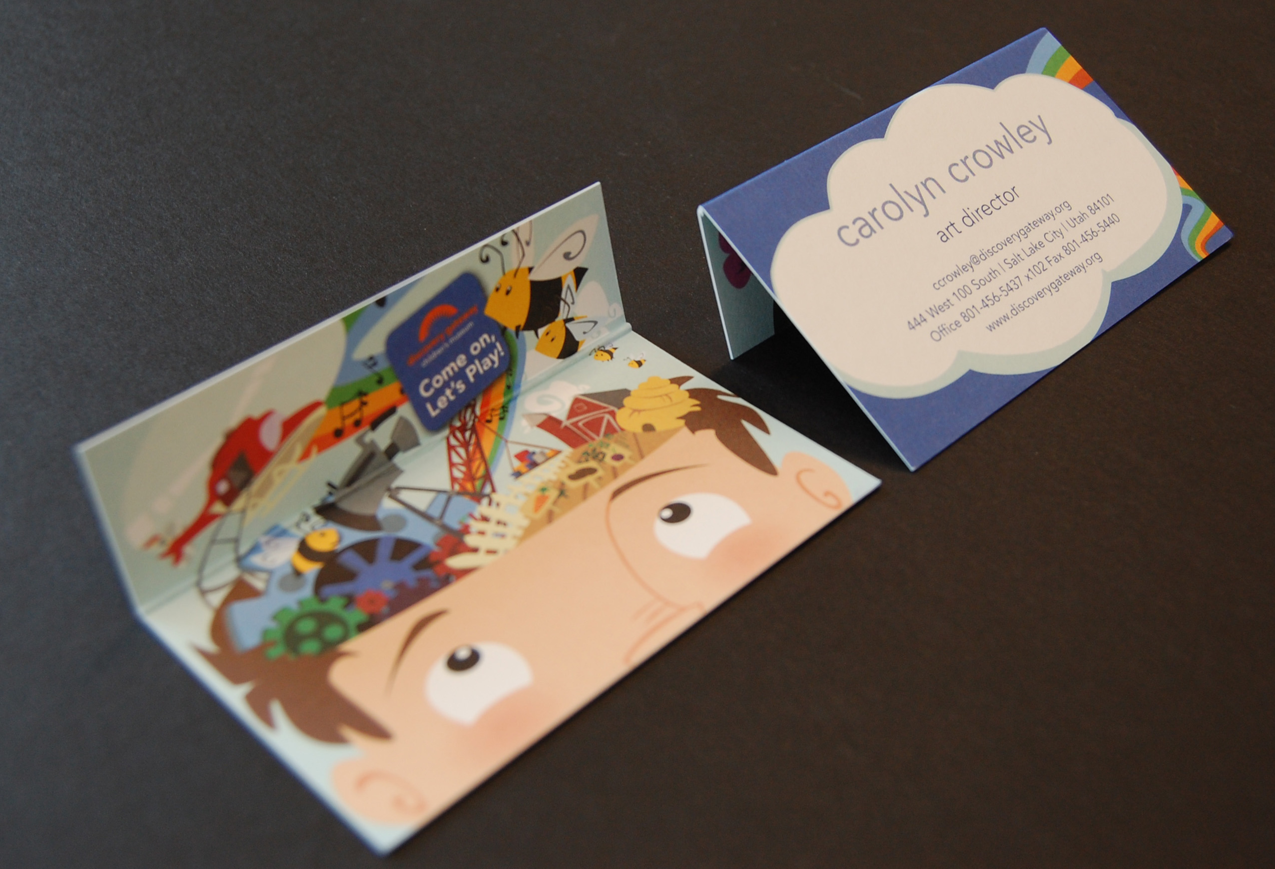 Museum Collateral Redesign on Behance