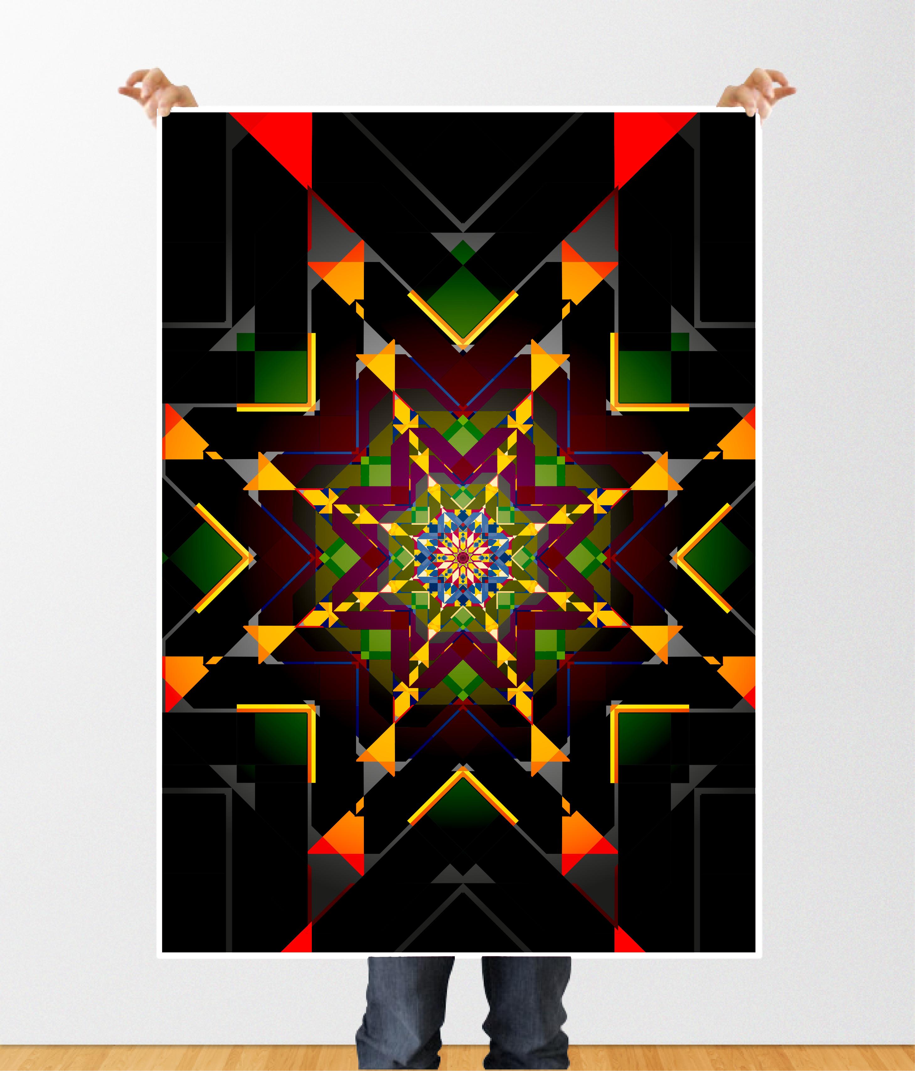 Vector Islamic Art on Behance