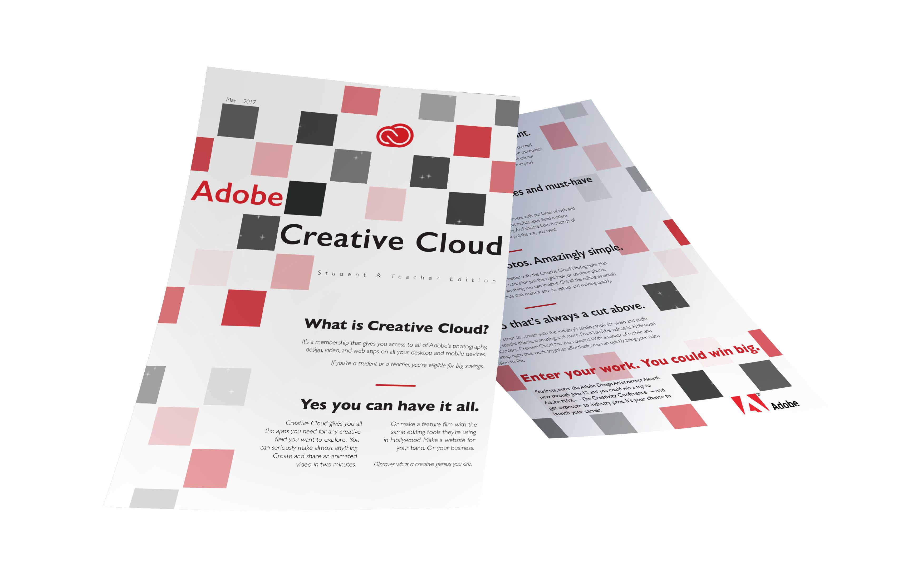 Adobe Promo Package on Behance