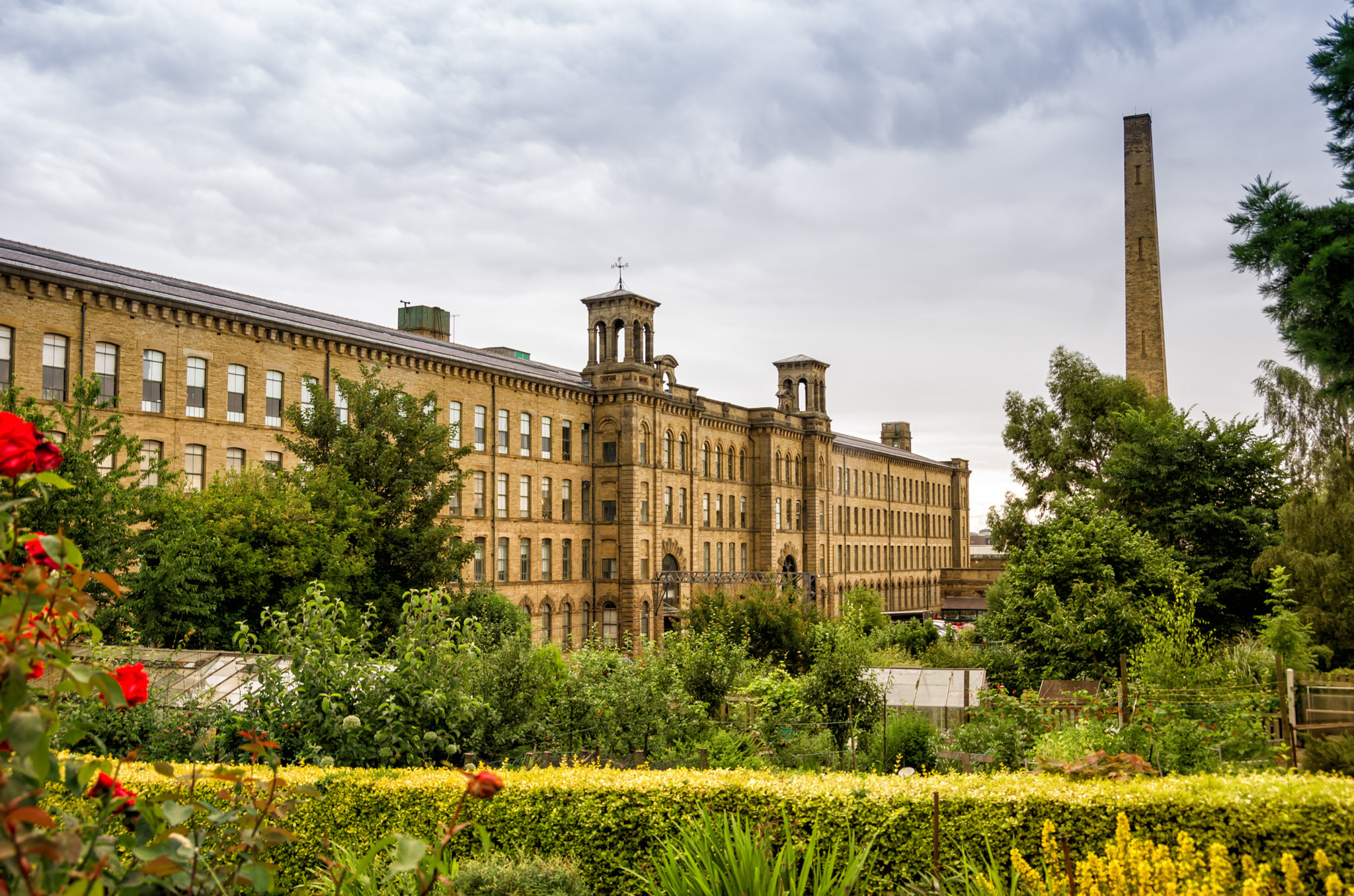 Saltaire, England