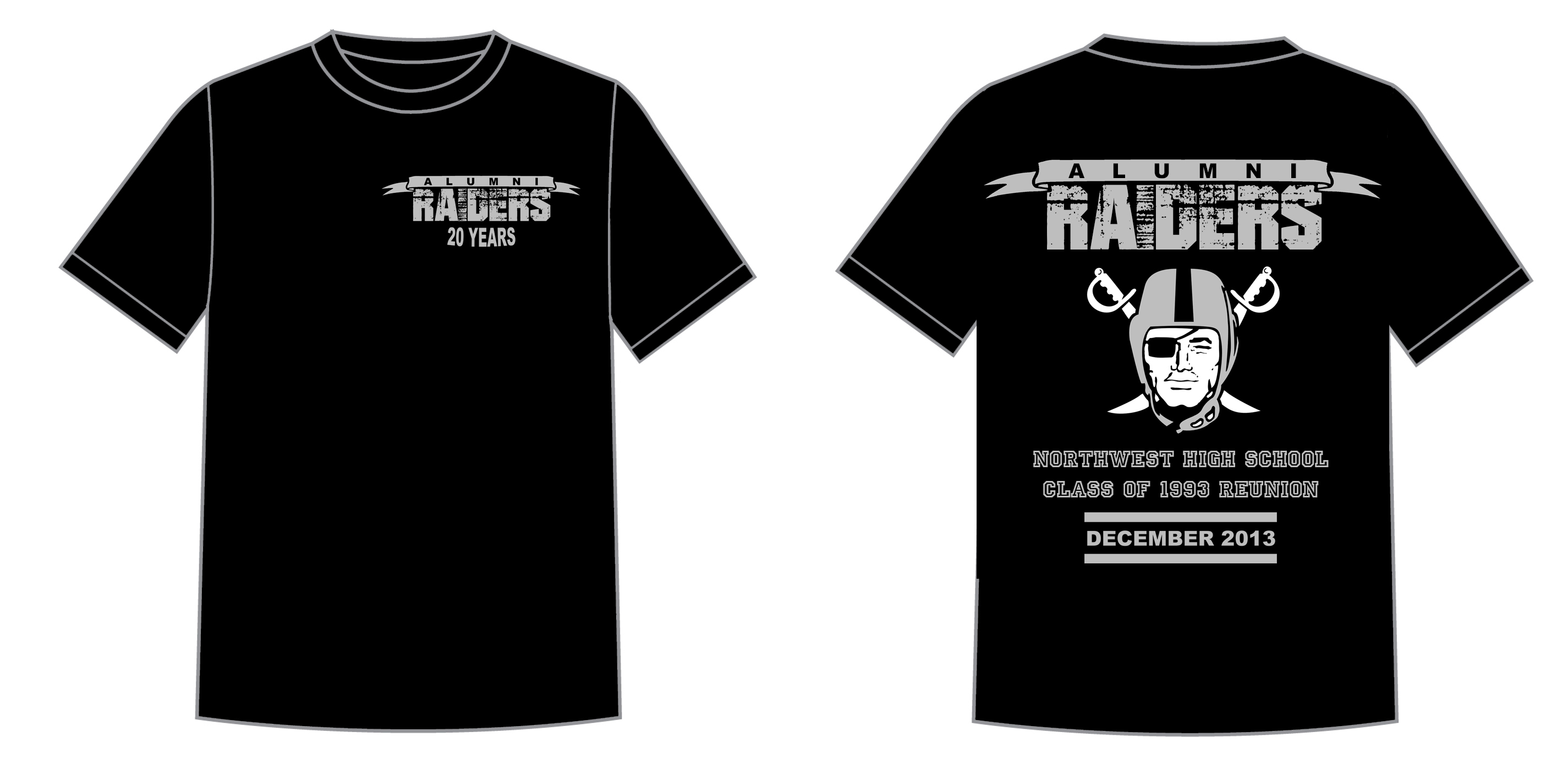 Joseph Sias T Shirt Design
