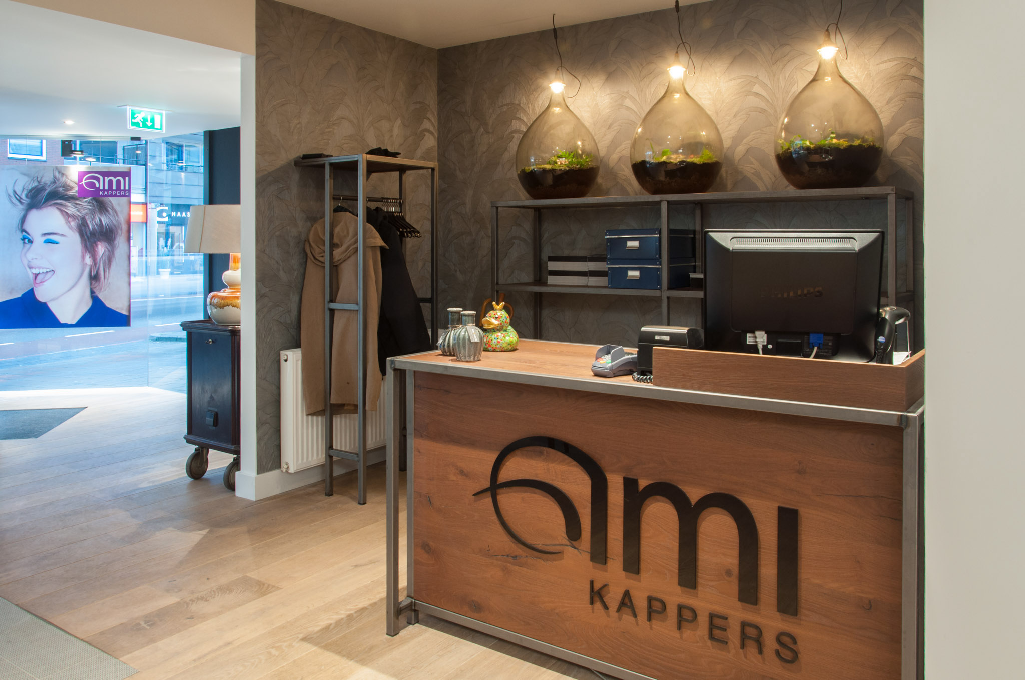 Ami Kappers Enschede On Behance