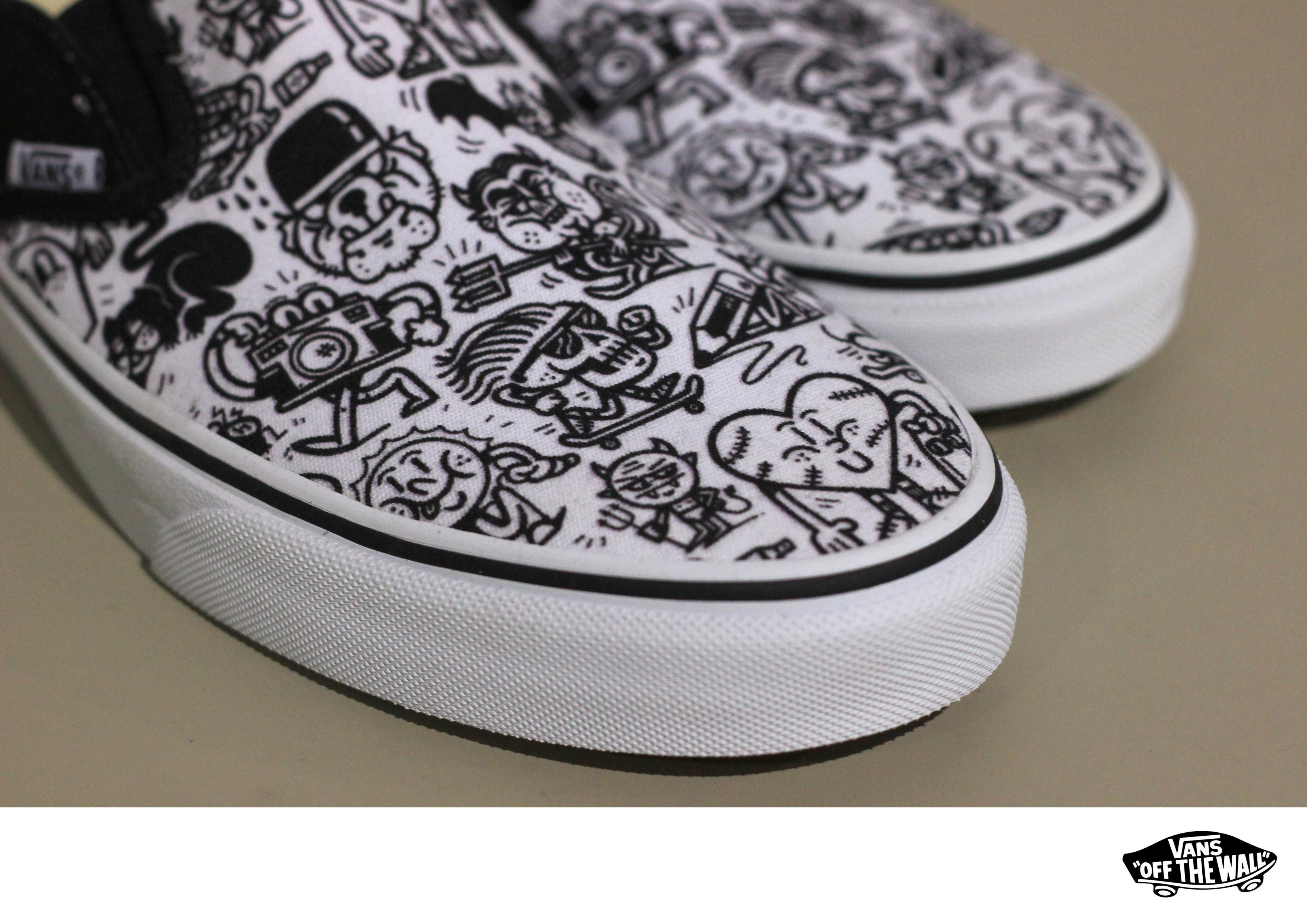 29743ff2bfaa89 VANS shoe design. on Behance