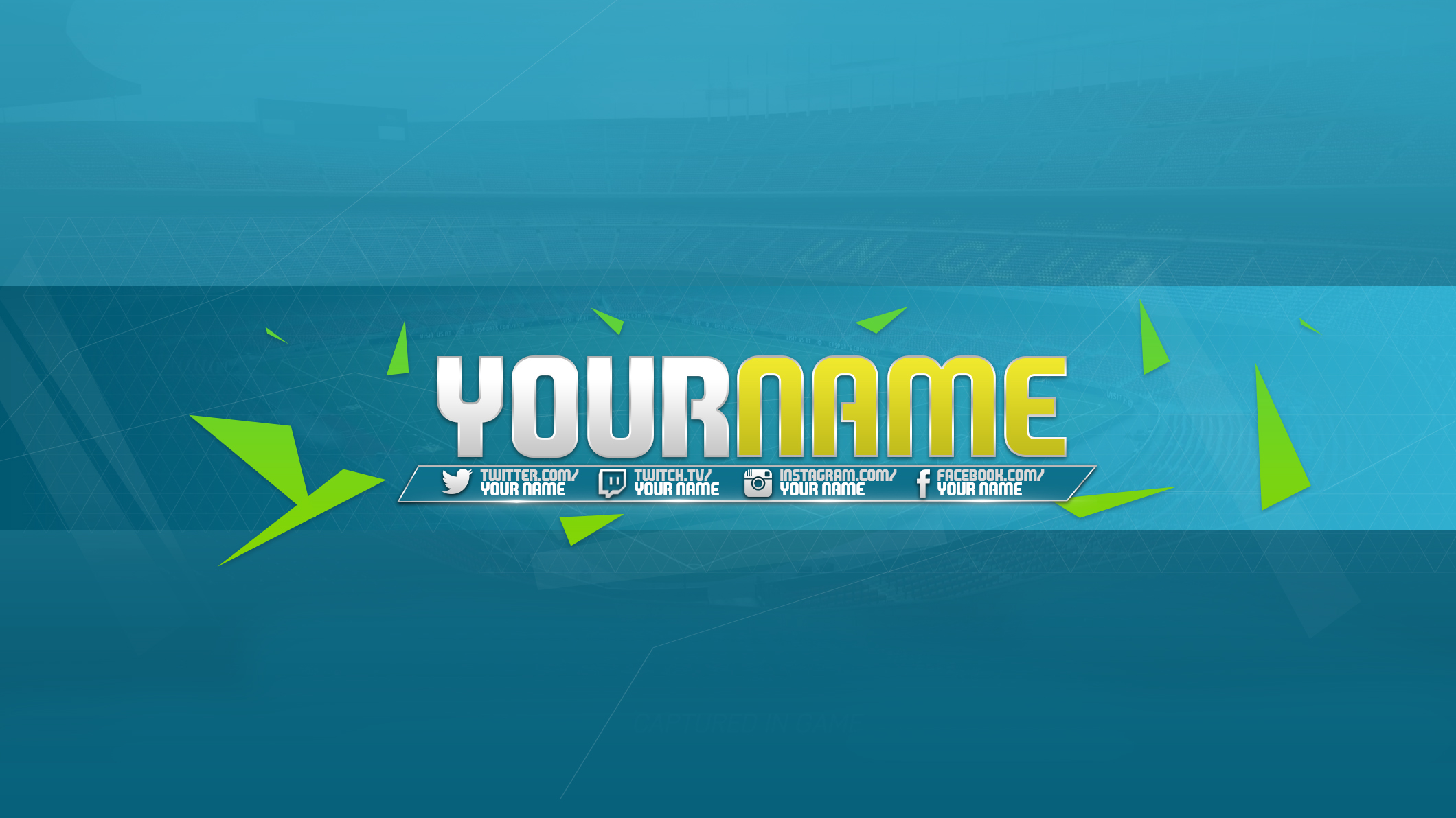 Fifa 16 youtube channel art on behance maxwellsz