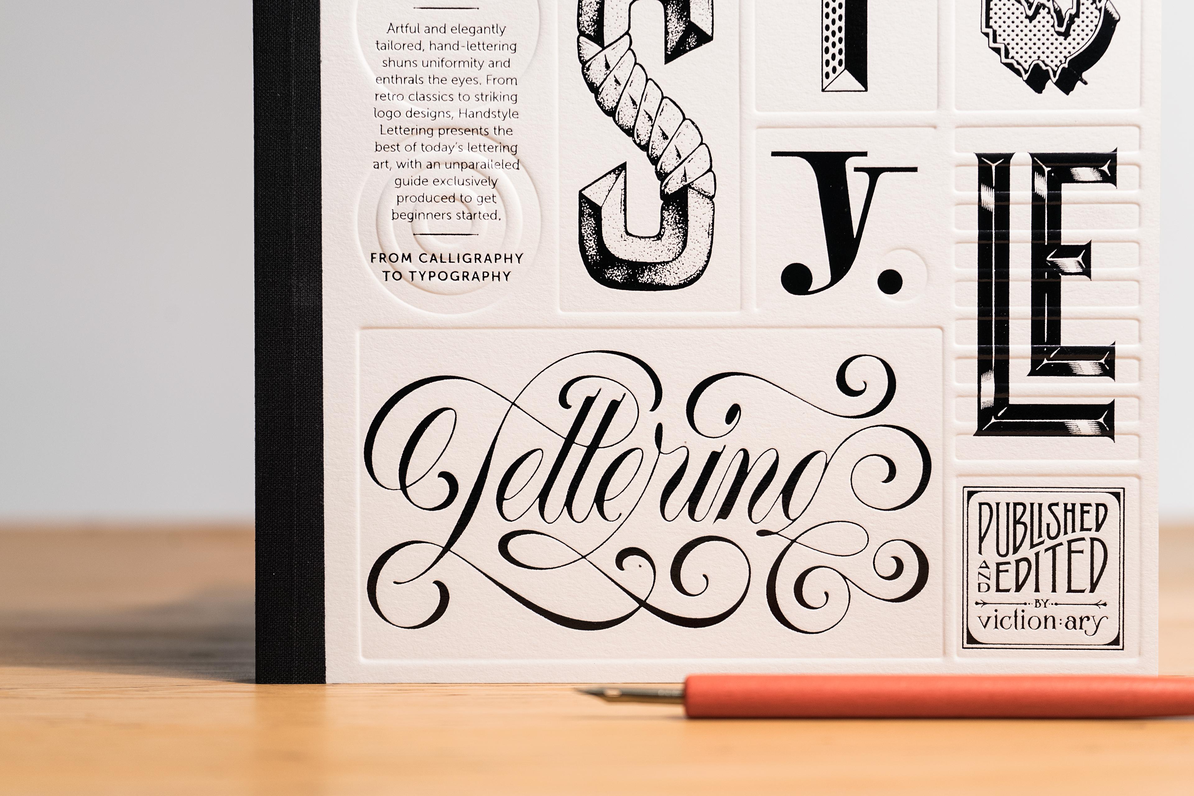 Handstyle Lettering On Behance