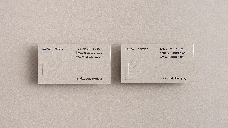 Branding: L²